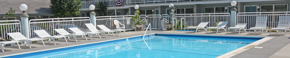 Cape May hotel close to fishing tournaments